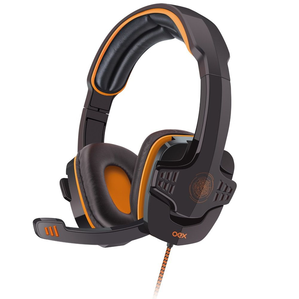 Headset USB Target  Gamer HS 203  -  Oex