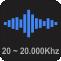 Resposta de Freqüência: 20 ~ 20.000Khz