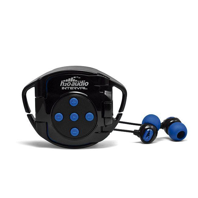 INTERVAL 4G Case e Headphones para iPod shuffle