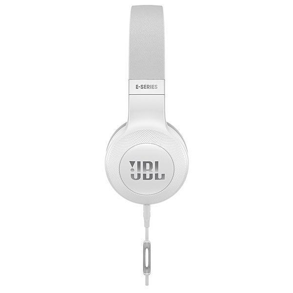 JBL E35 JBL Fone de ouvido On Ear - Branco