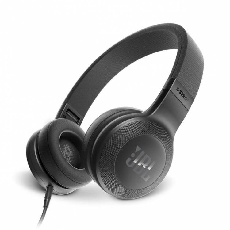 Fone de Ouvido JBL E35  On Ear - Preto