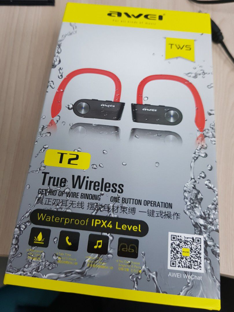 T2 True Wireless AWEI