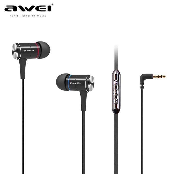 The S2Vi Fone de Ouvido Awei Extra Bass Power