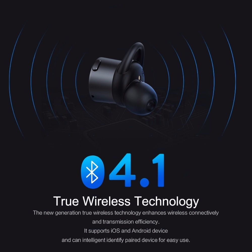 True Wireless Stereo Earphone Rock Space |FONELAND