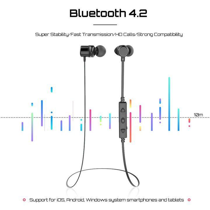 Fone de Ouvido Awei WT10   Bluetooth 4.2