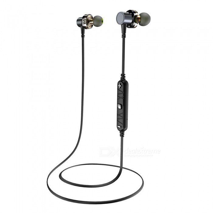 X660BL AWEI - Fone Bluetooth para esporte - 4 Falantes