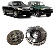 KIT EMBREAGEM FORD RANGER 2.3L 11/1994 A 03/2012 2.5L 03/1998 A 03/2012 Gasolina, MAZDA B2500 2.5L 8V Diesel 1998 A 2001