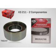 KS211 - KIT TENSOR E CORREIA GATES FIORINO, PALIO, SIENA E UNO