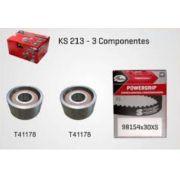 KS213 - KIT TENSOR E CORREIA GATES DUCATO