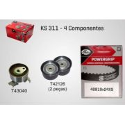 KS311 - KIT TENSOR E CORREIA GATES VECTRA