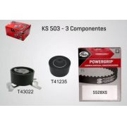 KS503 - KIT TENSOR E CORREIA GATES 307, 807, C4, C5, PICASSO, XSARA