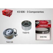 KS606 - KIT TENSOR E CORREIA GATES SPORTAGE, I30, TUCSON, ELANTRA