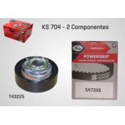 KS704 - KIT TENSOR E CORREIA GATES LOGAN, SANDERO