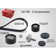 KS709 - KIT TENSOR E CORREIA GATES MEGANE, MEGANE GRAND TOUR