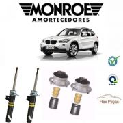 PAR AMORTECEDOR BMW X1 SDRIVE (4X2) 1.8I 2.0I 2.5I 2.8I 2010 2011 2012 2013 2014 JUN/2015. + KITS