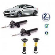PAR AMORTECEDOR DIANTEIRO BMW SERIE 3 E90/E91/E92/E93 2006 2007 2008 2009 2010 2011 2012 KAYABA + KITS
