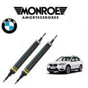 PAR AMORTECEDOR TRASEIRO BMW X1 SDRIVE (4X2)/ XDRIVE (4X4) 1.8I,2.0I,2.5I,2.8I, 10 A JUN/15.