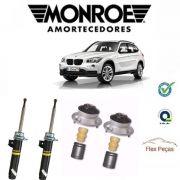 PAR AMORTECEDOR BMW X1 XDRIVE (4X4) 1.8I 2.0I 2.5I 2.8I 2010 2011 2012 2013 2014 2015 + KITS