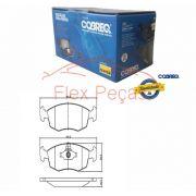 PN540 - Pastilha Freio Dianteira 500 2011/... - Cobreq