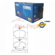 PN893 - Pastilha Freio Dianteira H-100,h-150,h-200 1993/... - Cobreq