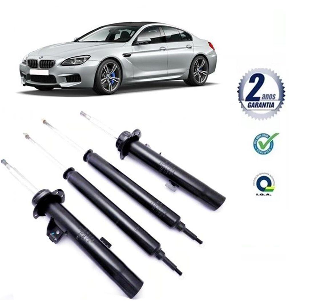 4 AMORTECEDORES BMW SERIE 3 E90/E91/E92/E93 2006 2007 2008 2009 2010 2011 2012 KAYABA  - FLEX PECAS COMERCIO DE AUTOPECAS