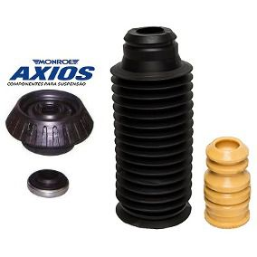 KIT 4 AMORTECEDORES KAYABA + KITS HONDA FIT  AXIOS 2003 2004 2005 2006 2007 2008