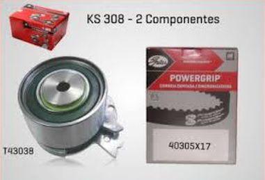 KS308 - KIT TENSOR E CORREIA GATES CORSA