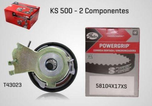 KS500 - KIT TENSOR E CORREIA GATES 106, 206, 207, 208, C3