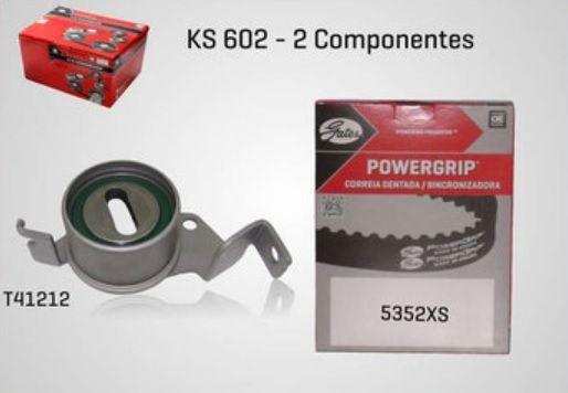 KS602 - KIT TENSOR E CORREIA GATES PAJERO TR4