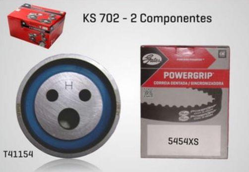 KS702 - KIT TENSOR E CORREIA GATES CLIO E KANGOO