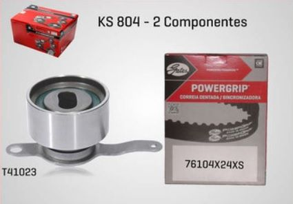 KS804 - KIT TENSOR E CORREIA GATES CIVIC