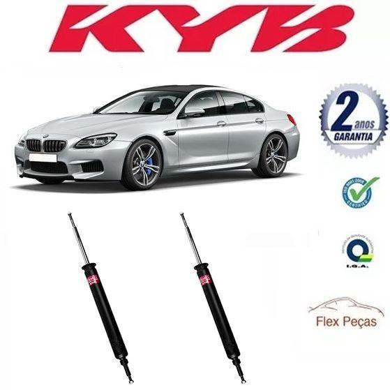 PAR AMORTECEDOR TRASEIRO BMW SERIE 3 E90/E91/E92/E93 2006 2007 2008 2009 2010 2011 2012 KAYABA  - FLEX PECAS COMERCIO DE AUTOPECAS