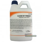 Detergente Multiuso Clean By Peroxy 2 Litros Spartan