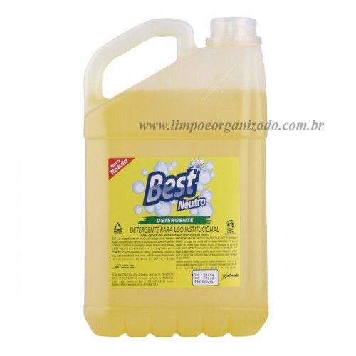 Best  - Detergente neutro para uso geral  - Limpo e Organizado