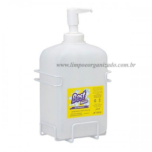 Dispensador 2,8 litros para Detergente  - Limpo e Organizado
