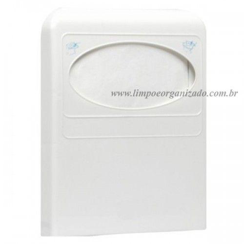 Dispenser para protetor de assento sanitário  - Limpo e Organizado