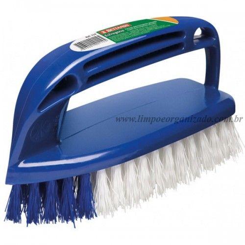 Escova Esfregona para Uso Geral  - Limpo e Organizado