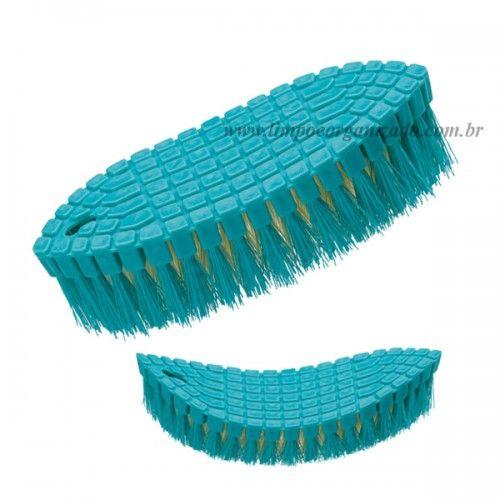Escova Flexível Multiuso  - Limpo e Organizado