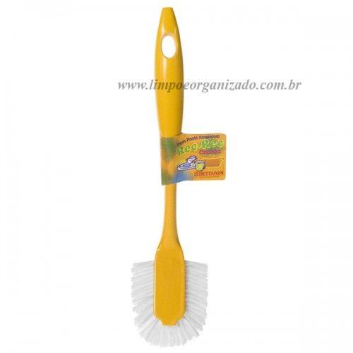 Escova Rec-Rec para Cozinha  - Limpo e Organizado