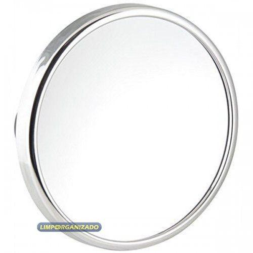 Espelho com Lente de Aumento 10x  - Limpo e Organizado