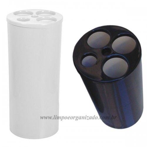 Lixeira Tubular 24x50 para Copos de  água e Café  - Limpo e Organizado