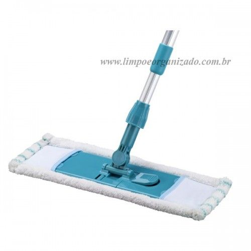 Mop Pó 40cm Microfibra  - Limpo e Organizado