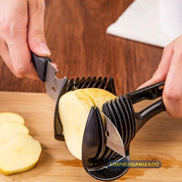 Pinça fatiadora para legumes  - Limpo e Organizado
