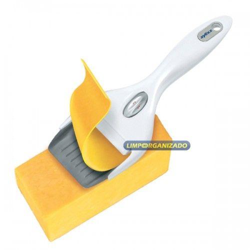 Plaina Fatiador De Queijo Regulável Ajustável Manual Zyliss  - Limpo e Organizado