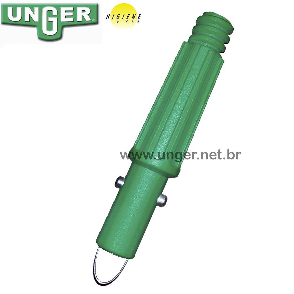Ponteira de Nylon Unger - Mola Trava - modelo antigo - Pacote com 05 unidades  - Limpo e Organizado