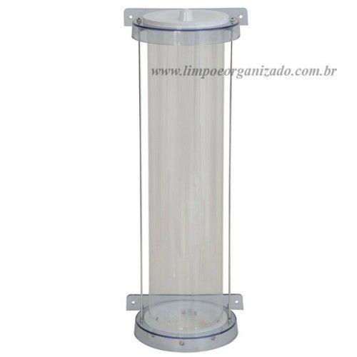 Porta copo de Água descartável - acrílico  - Limpo e Organizado