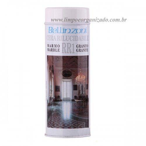 RR1 - Cera Líquida para Mármore e Granito  - Limpo e Organizado