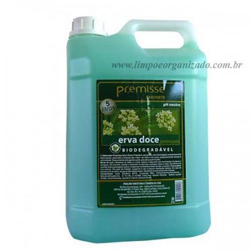 Sabonete Erva Doce Premium  - Limpo e Organizado