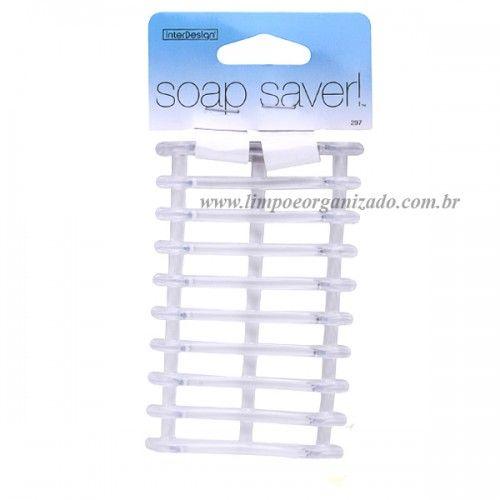 Saboneteira Soap Saver  - Limpo e Organizado