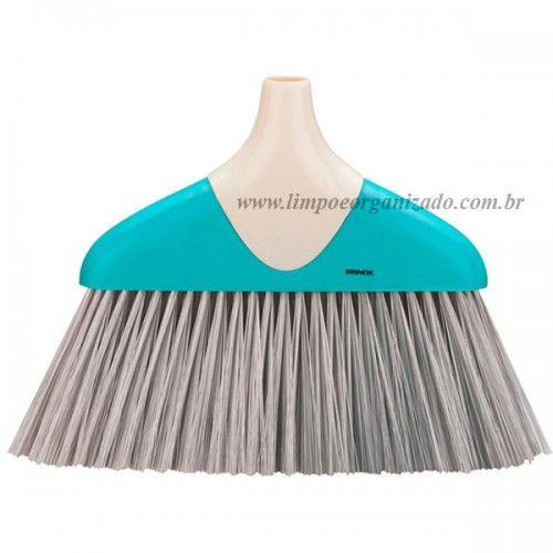 Vassoura Super Clean - Refil  - Limpo e Organizado